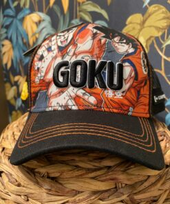 CASQUETTE GOKU BY CAPSLAB